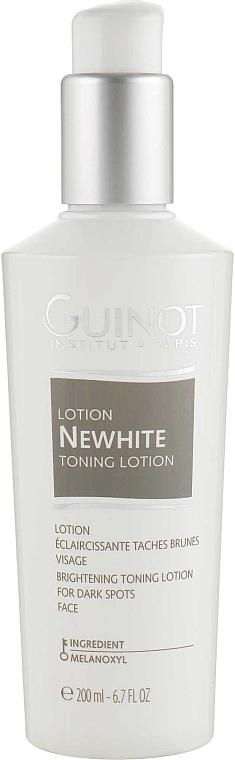 Осветляющий лосьон для сияния - Guinot Newhite Toning Lotion