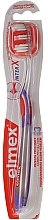 Духи, Парфюмерия, косметика Зубная щетка, фиолетовая, 43613 - Elmex Toothbrush Caries Protection InterX Medium