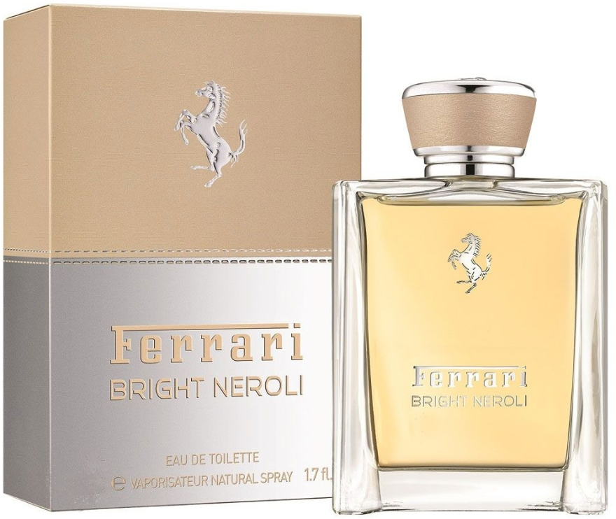Ferrari Bright Neroli - Туалетная вода