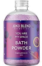 Духи, Парфюмерия, косметика Бурлящая пудра для ванны - Joko Blend You Are My Space