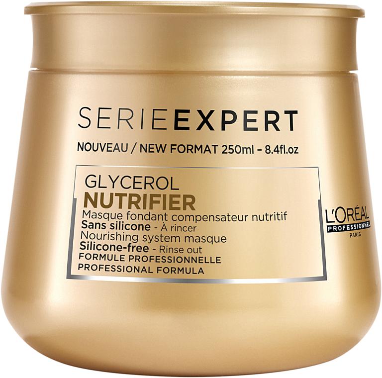 Маска для сухих и ломких волос - L'Oreal Professionnel Nutrifier Masque