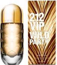 Духи, Парфюмерия, косметика Carolina Herrera 212 VIP Wild Party - Туалетная вода