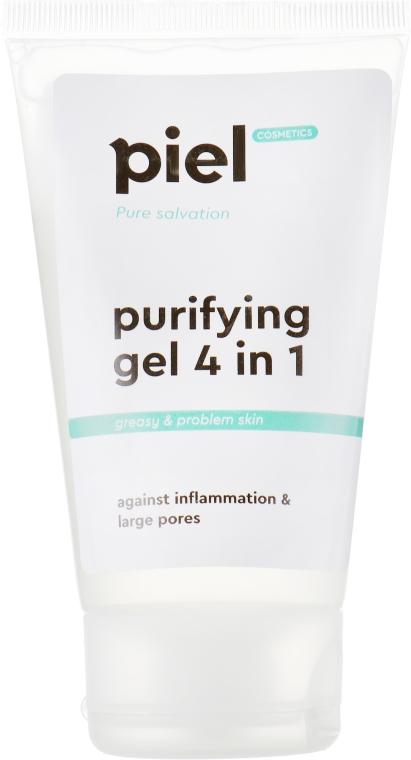 Гель для вмивання - Piel cosmetics Pure Salvation Purifying Gel Ceanser — фото N2