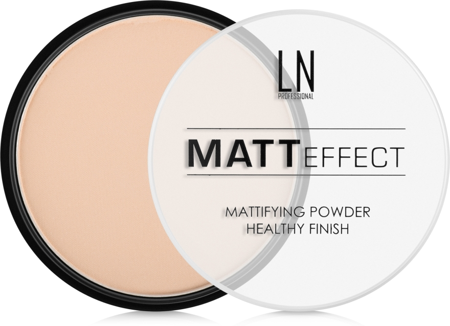 Пудра для лица - LN Professional Matt Effect