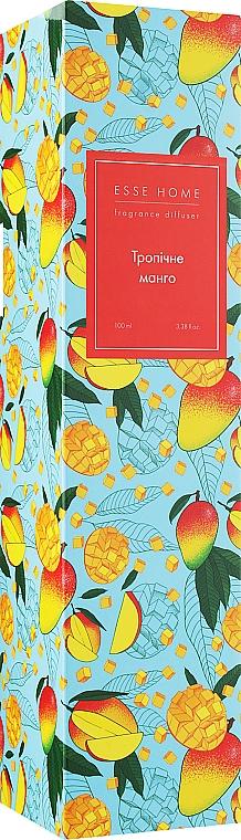 "Аромадиффузор ""Тропическое манго"" - Esse Home Fragrance Diffuser"