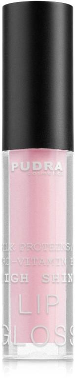 Блеск для губ - Pudra Cosmetics Lip Gloss