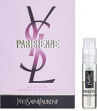 Духи, Парфюмерия, косметика Yves Saint Laurent Parisienne - Туалетная вода (пробник)