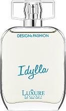 Духи, Парфюмерия, косметика Luxure Idylla For Men - Парфюмированная вода (тестер с крышечкой)