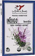"""Духи, Парфюмерия, косметика Порошок для волос """"Индиго"""" - Le Erbe di Janas Indigo (Black Henna)"""