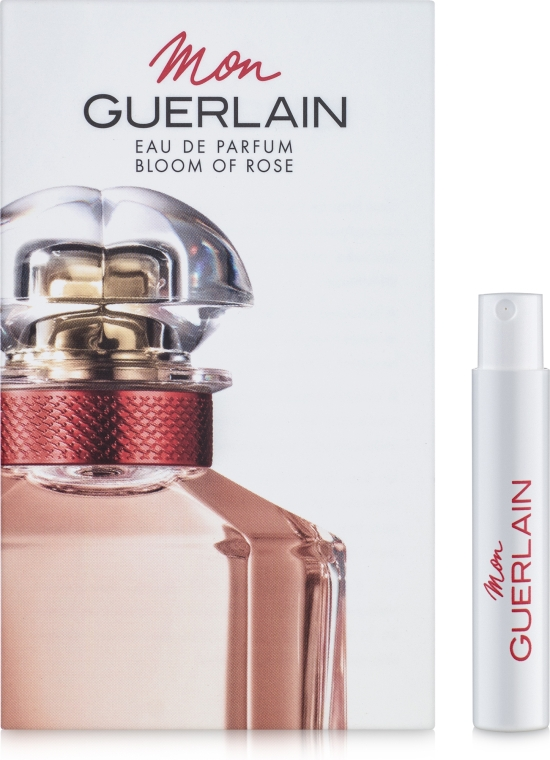 Guerlain Mon Guerlain Bloom of Rose Eau de Parfum - Парфюмированная вода (пробник)