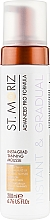 Духи, Парфюмерия, косметика Мусс-автозагар для тела - St.Moriz Advanced Pro Insta-Grad Tanning Mousse