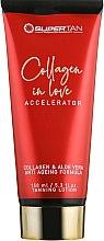 Духи, Парфюмерия, косметика Крем для загара в солярии - Supertan Collagen In Love Accelerator