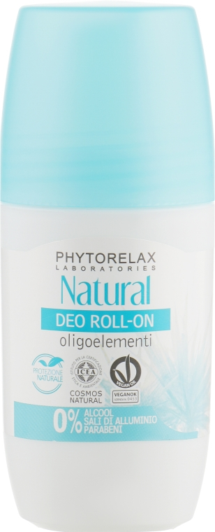 "Дезодорант-ролл ""Natural Deo"" - Phytorelax Laboratories Natural Deo"