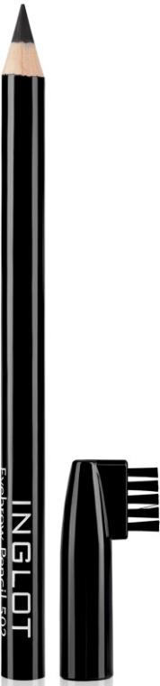 Карандаш для бровей - Inglot Eyebrow Pencil