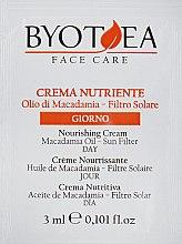 Духи, Парфюмерия, косметика Питательный дневной крем - Byothea Nourishing Day Cream (пробник)