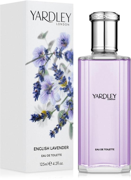 Yardley English Lavender - Туалетная вода