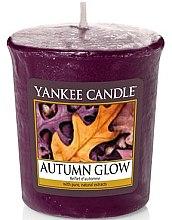 Духи, Парфюмерия, косметика Ароматическая свеча - Yankee Candle Scented Votive Autumn Glow