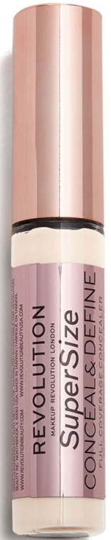 Консилер - Makeup Revolution SuperSize Conceal & Define