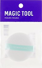 Духи, Парфюмерия, косметика Пуф для нанесения пудры - Holika Holika Magic Tool Powder Micro Fiber Puff