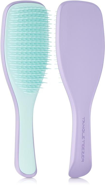 Расческа для волос, сиренево-бирюзовая - Tangle Teezer Wet Detangler Hairbrush