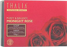 Духи, Парфюмерия, косметика Натуральное мыло с розовой водой - Thalia Midnight Rose Soap