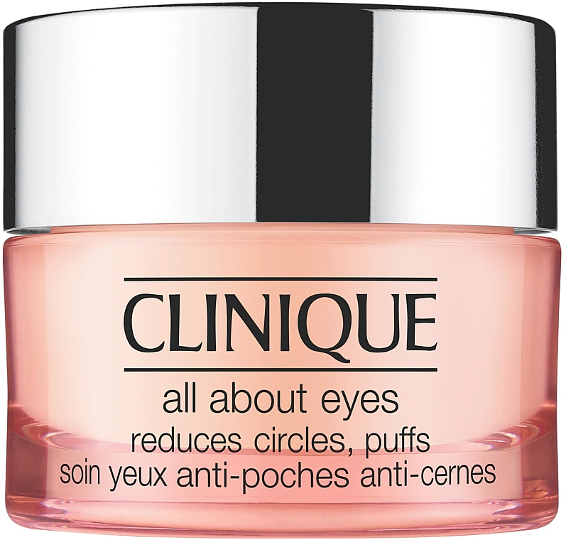 Крем для уменьшения темных кругов под глазами - Clinique All About Eyes