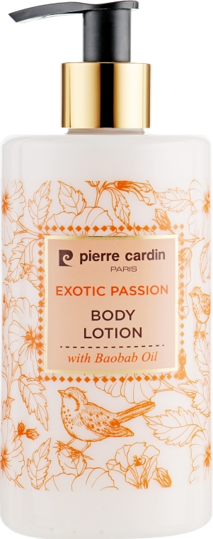 Лосьон для тела - Pierre Cardin Exotic Passion Body Lotion