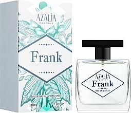 Духи, Парфюмерия, косметика Azalia Parfums Frank - Парфюмированная вода