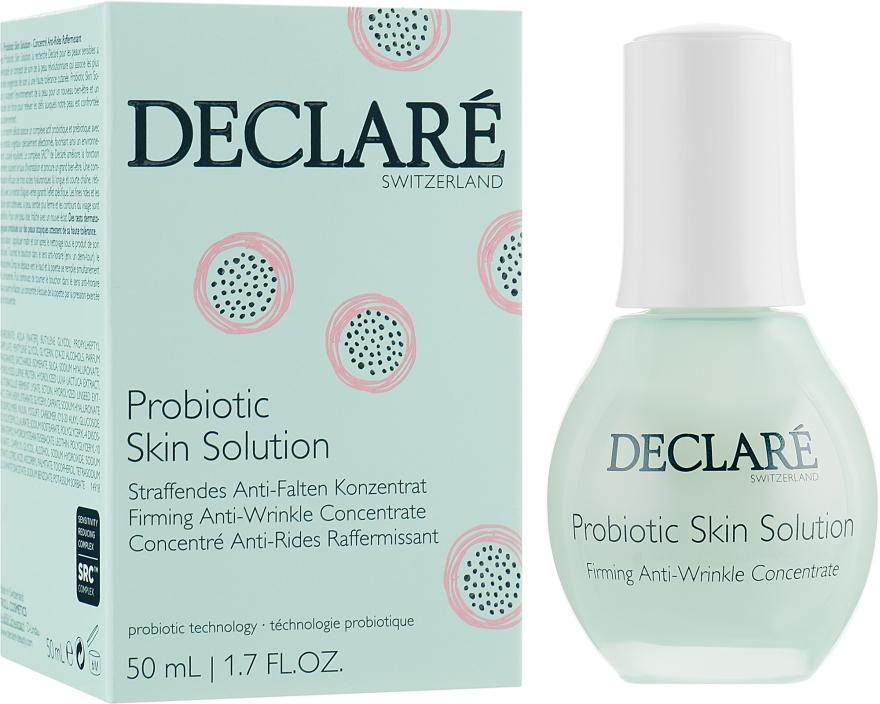 Концентрат с пробиотиками, подтягивающий против морщин - Declare Probiotic Skin Solution Firming Anti-Wrinkle Concentrate