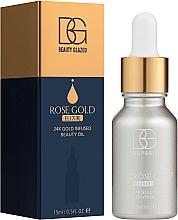 Духи, Парфюмерия, косметика Основа под макияж - Beauty Glazed Rose Gold Elixir