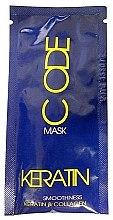 Духи, Парфюмерия, косметика Маска для волос - Stapiz Keratin Code Mask (пробник)