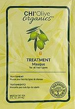 Духи, Парфюмерия, косметика Маска для волос с оливой - Chi Olive Organics Treatment Masque