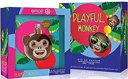 Духи, Парфюмерия, косметика Emoji Playful Monkey - Парфюмированная вода