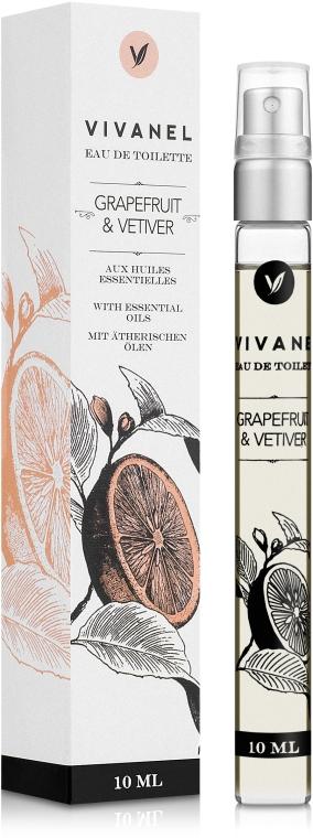 Vivian Gray Vivanel Grapefruit & Vetiver - Туалетная вода (мини)
