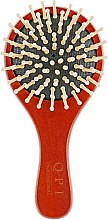 Духи, Парфюмерия, косметика Щетка массажная, деревянная RD-0007 - QPI