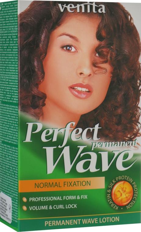 Средство для химической завивки, нормальная фиксация - Venita Perfect Wave