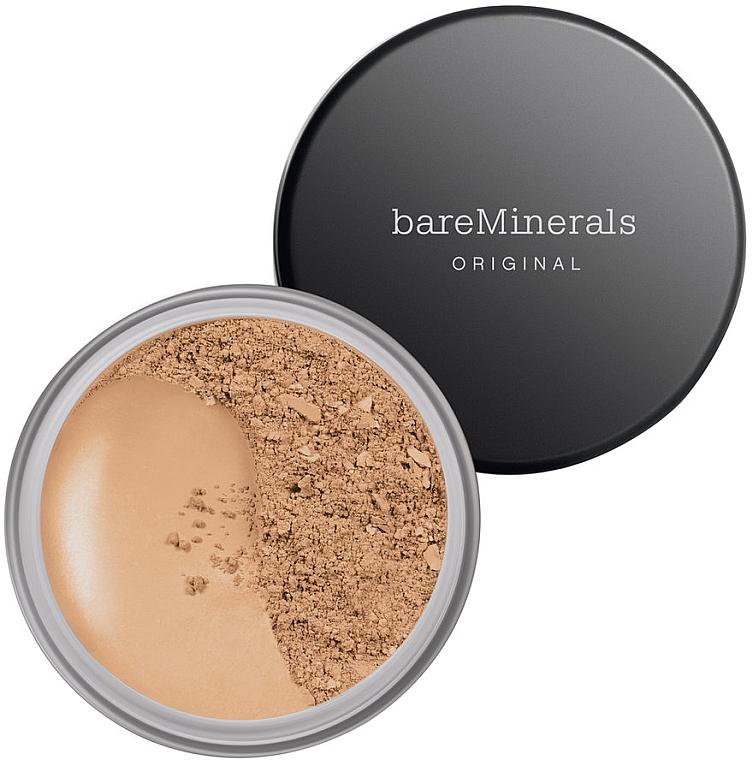 Минеральная пудра-основа для лица - Bare Escentuals Bare Minerals Original Foundation SPF15