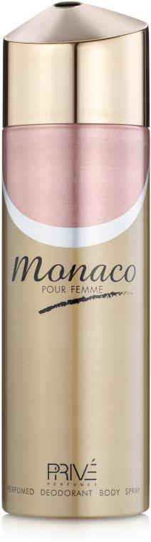 Prive Parfums Monaco - Дезодорант — фото N1