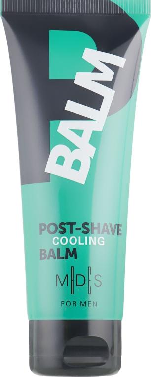 Бальзам охлаждающий после бритья с био-активными маслами, Алоэ Вера и экстрактом Имбиря - Mades Cosmetics M D S For Men post-shave cooling balm