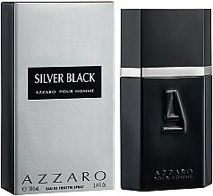 Духи, Парфюмерия, косметика Azzaro Silver Black - Туалетная вода