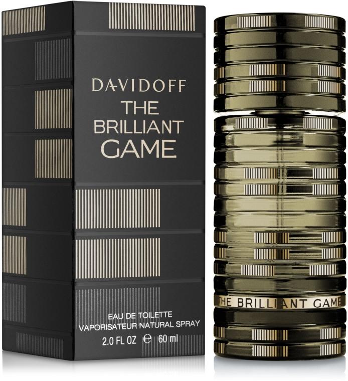 Davidoff The Brilliant Game - Туалетная вода