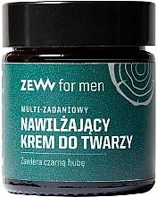 Духи, Парфюмерия, косметика Многофункциональный увлажняющий крем для лица для мужчин - Zew For Men Face Cream