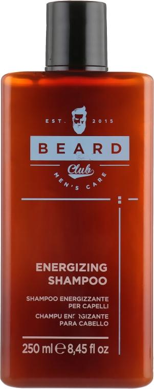 Тонизирующий энерджайзинг-шампунь - Beard Club Shampoo