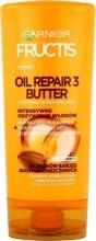 Духи, Парфюмерия, косметика Кондиционер для сухих и поврежденных волос - Garnier Fructis Oil Repair 3 Butter Conditioner
