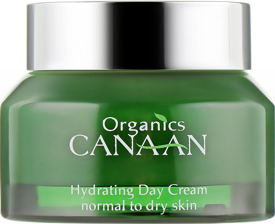 Увлажняющий дневной крем для нормальной и сухой кожи - Canaan Organics Hydrating Day Cream for Normal To Dry skin