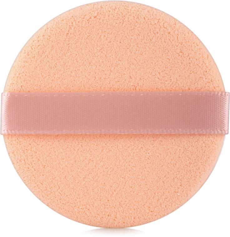 """Спонж для макияжа прорезиненный с лентой """"Круг"""", QS-111 - QPI"""