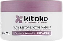 Маска восстанавливающая - Affinage Kitoko Nutri Restore Active Masque — фото N4