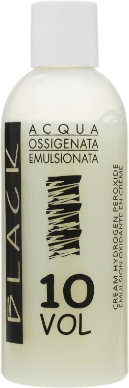 Эмульсионный окислитель 10 Vol. 3% - Black Professional Line Cream Hydrogen Peroxide