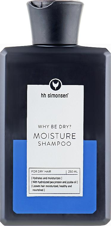 Увлажняющий шампунь для волос - HH Simonsen Wetline Moisture Shampoo