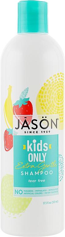 """Детский шампунь """"Экстра нежный"""" - Jason Natural Cosmetics All Natural Shampoo Extra Gentle"""